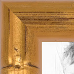 24x36 Gold Bamboo large Wood Picture Poster Frame for 36x24 Photo WOM-D8579-24x36 by ArtToFrames
