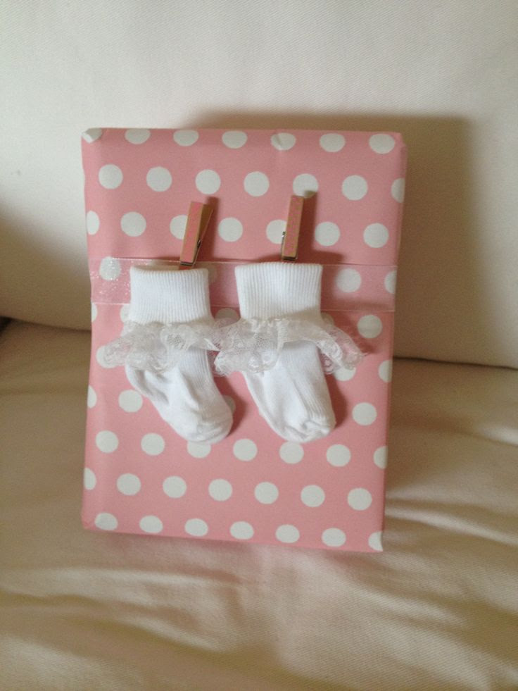 Gift Wrapping Ideas For Baby Shower Image Cabinets And Shower