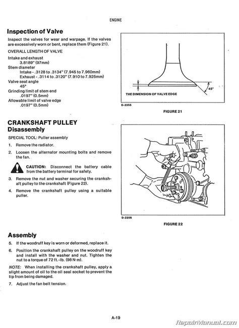 Deutz-Allis 5215 4WD Diesel Compact Tractor Service Manual