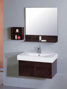 Wall Mounted Sinks Work Great in Small Bathrooms   All Things Bathroom