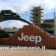 Off Road Jeep Wrangler alla Fiera del Levante
