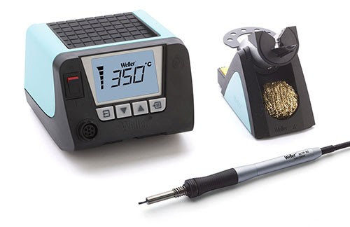 A Compact Review of Weller's WT Soldering System