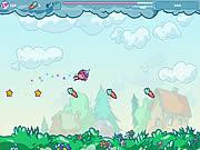 Jogar Fluffy aliens Jogos