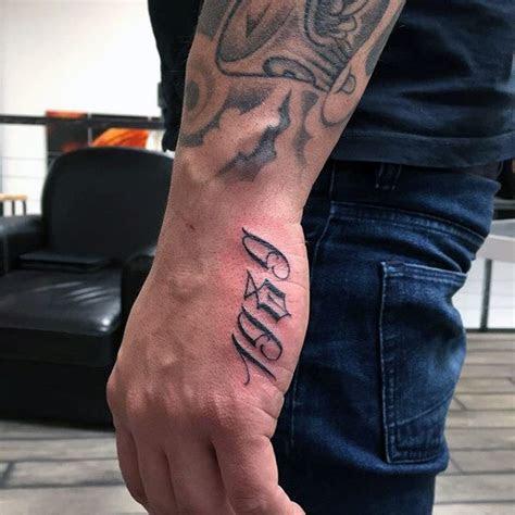 beautiful hand tattoos worth pain tats