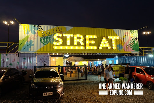 South Streat Gourmand Container Park Tagaytay - Sta. Rosa Road - One Armed Wanderer