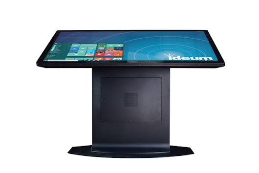 "New 65"" Multitouch Wall and Drafting Table Available from Ideum, the First with 3M™ Touch Technology"