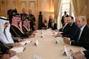 As prince visits, Saudi Aramco to sign $10 billion of deals in France