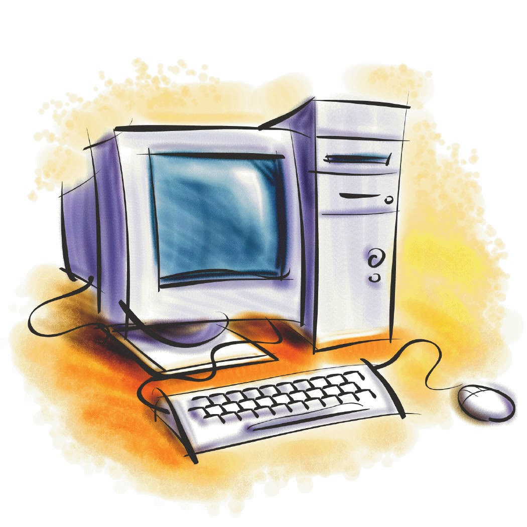 Computer Clip Art Fu