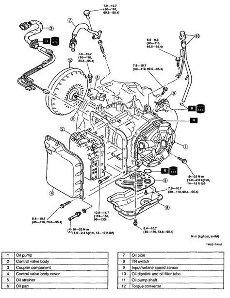1993 Mazda Mpv Engine Diagram Wiring Diagram Electricity
