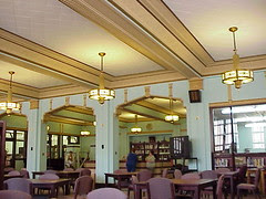 Library, Will Rogers HS