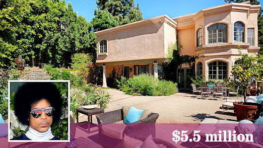 House where Prince once reigned sells in Beverly Hills