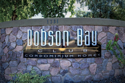 Mesa, AZ 3 Bedroom Condo for Sale in Dobson Bay Club