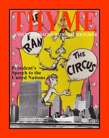 If Iran the Circus