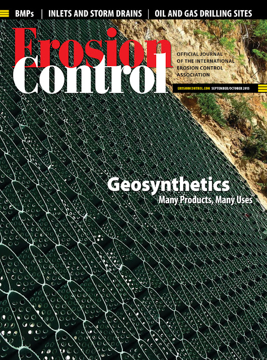 Erosion Control September/October 2015