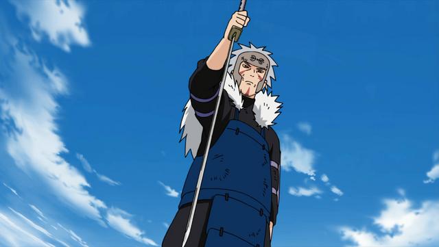 Gambar Tobirama Senju