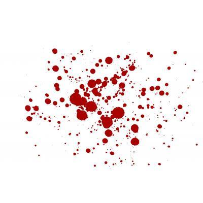 血しぶきの無料イラスト素材イラストイメージ