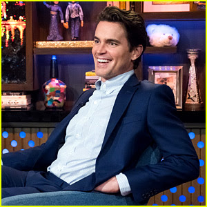 Matt Bomer Plays 'Does It Give You a Boner, Bomer?' (Video)