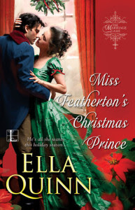 Miss Featherton's Christmas Prince