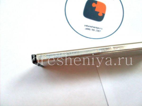 Сравнение аккумуляторных батарей для BlackBerry Z10 (тип L-S1): Разборка аккумулятора Link Dream для BlackBerry Z10. На боковой поверхности можно обнаружить специальную маркировку.