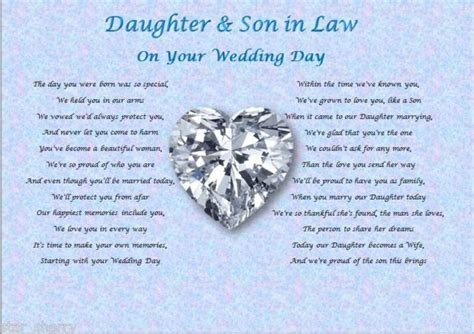 Letter To My Daughter On Her Wedding Day   levelings