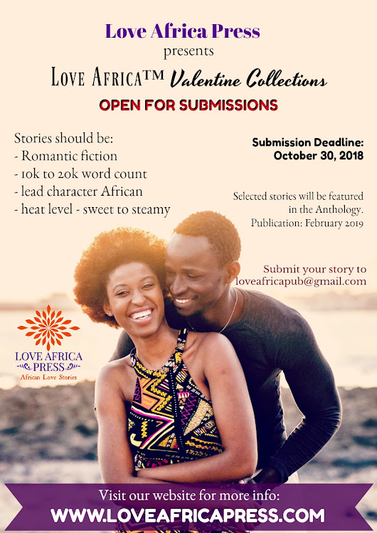Call for submissions @LoveAfricaPress Valentine Collection #Romance #Africa | Sensual African stories | Kiru Taye