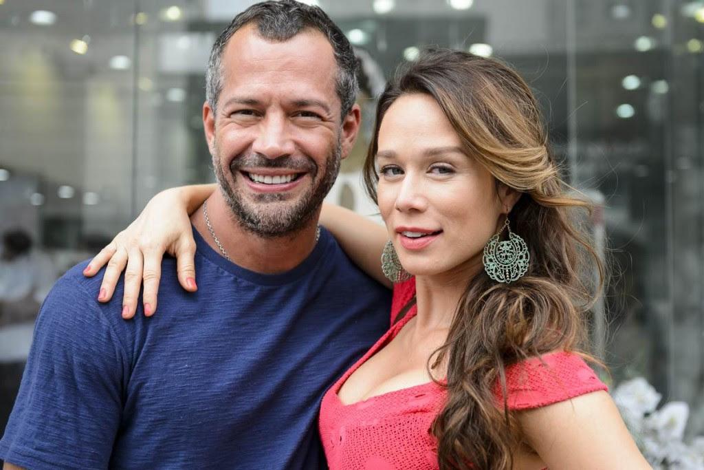 Mariana Ximenes e Malvino Salvador protagonizam folhetim. (Foto: Divulgação)