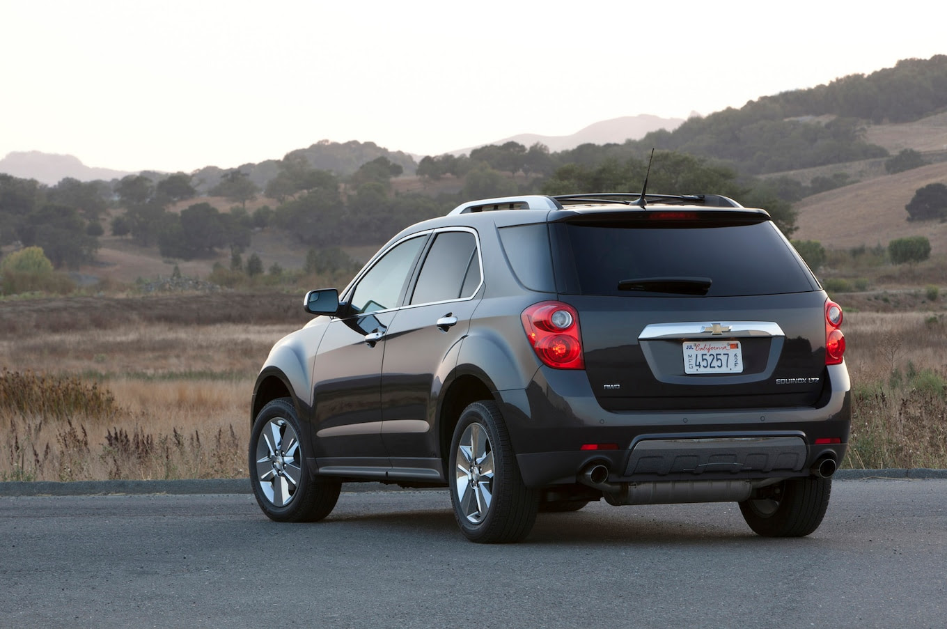 2013 Chevrolet Equinox Reviews And Rating Motor Trend Bmw