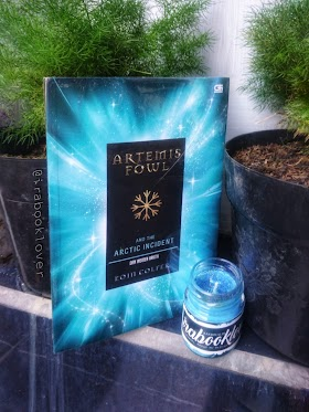 Artemis Fowl and The Arctic Incident #Review