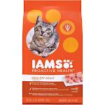 Iams ProActive Healthy Adult Original Chicken Dry Cat Food - 3.5lbs