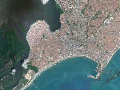 3.  Maceió, Brasil