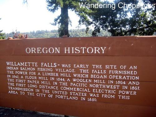 Day 3.2 Vista Point - Oregon City 4