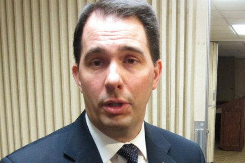 Scott Walker Says Poverty Pay Is A Living Wage