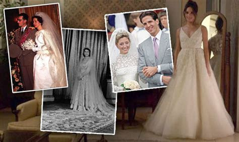 Meghan Markle wedding dress: Former royal brides Prince
