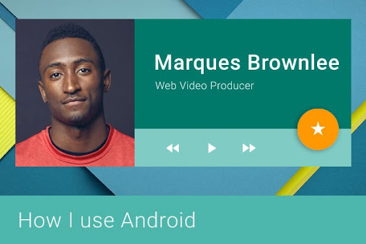 How I use Android: YouTube sensation Marques Brownlee