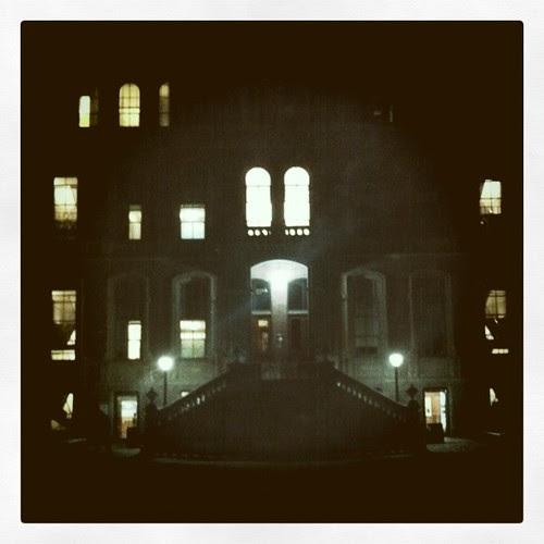 South Hall, East Side