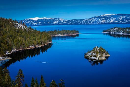 Emerald Bay in all its glory