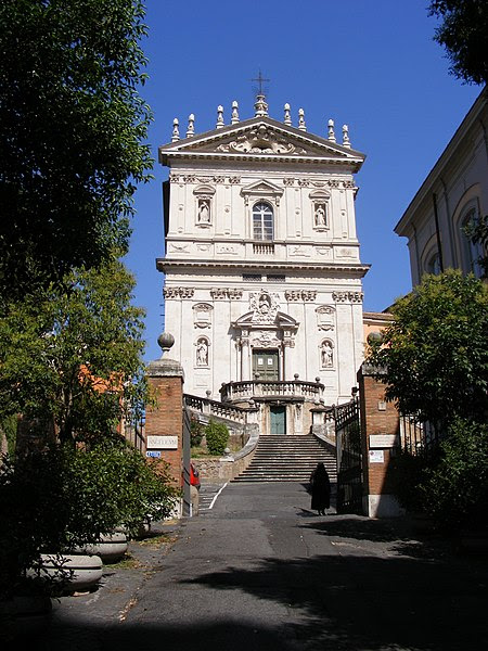 File:Santi Domenico e Sisto - entrance.jpg