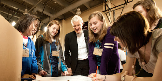 Getting Women Into Engineering Is Vital | James Dyson