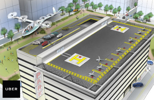 Louisville Using Bigdata+Uber's Flying Car+IrisVR Raises $8mill+ More - BUILTR.IO