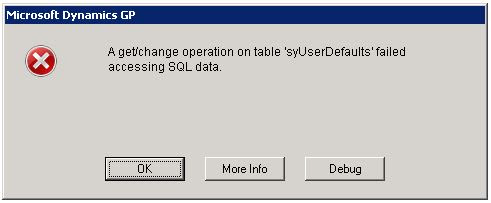 Troubleshooting User Login Issues After Restoring The Dynamics GP Database To A New Server