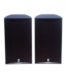 Yamaha Ns Ap6500m Two Piece Speaker Set Home Theater