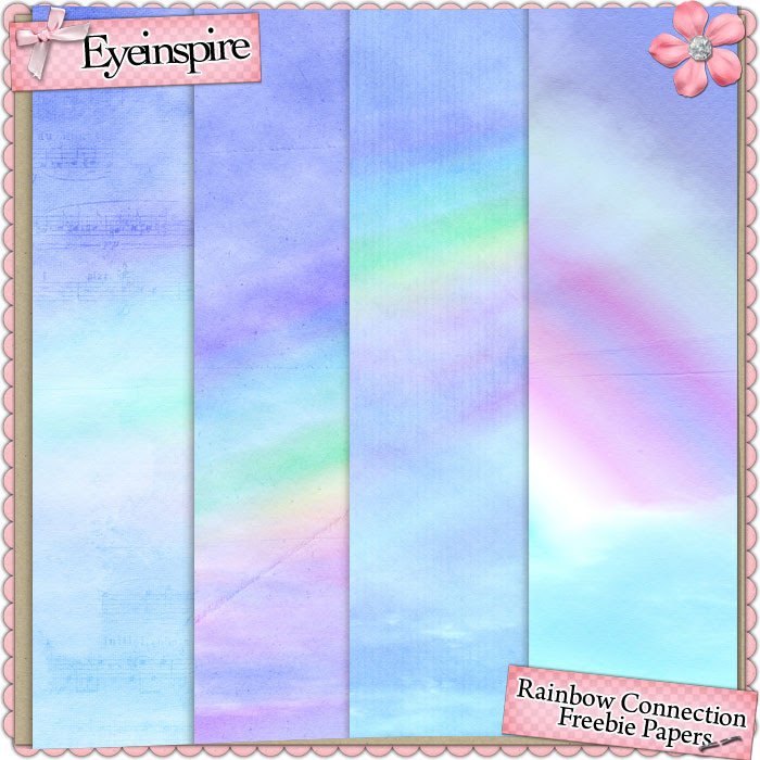 rainbow overlays, sky overlays, fairy overlays, angelic overlays, free sample, web design, eyeinspire, free, freebie, gift, photography, photo cards, digital scrapbooking, free download freebie shabby paper pack digifree craft crave shabby pretty trendy digi scrapbooking papers colors feminine mini kit paper pack digital papers eyeinspire freebie