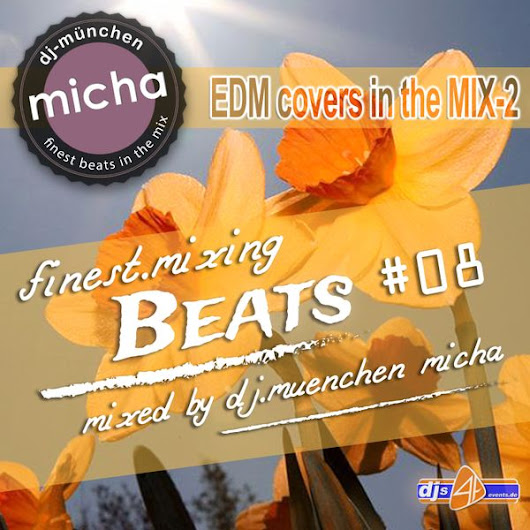 finest.mixing BEATS #08 - EDM Covers in the Mix-2