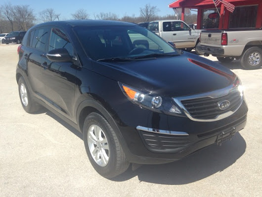 Used 2011 Kia Sportage for Sale in Springfield MO 65802 Clouse Motor Company