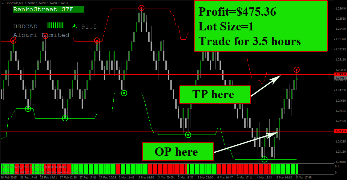 Forex robot no loss v1.0