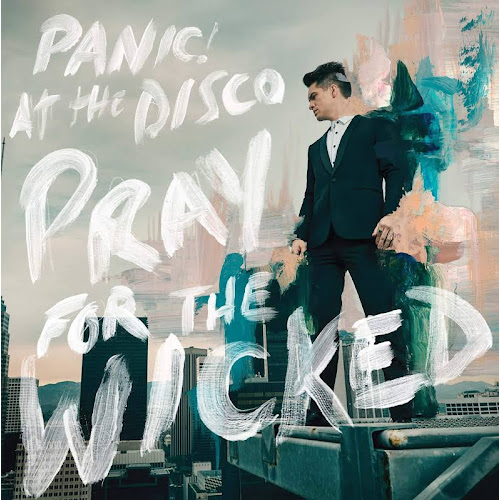 Panic! at The Disco - Pray for The Wicked (cd)