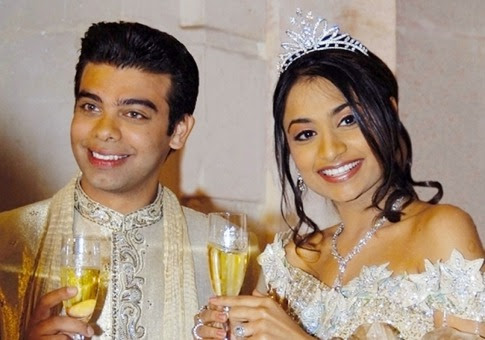 > Apr 13 - Top 5 Most Expensive Wedding - Photo posted in Non-headline articles, author commentary and news media | Sign in and leave a comment below!