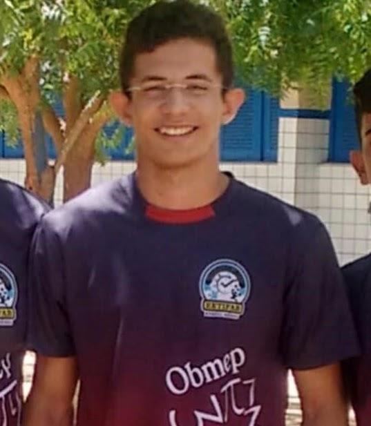 João Câmara: Comunidade escolar lamenta morte do estudante Erli vítima de afogamento