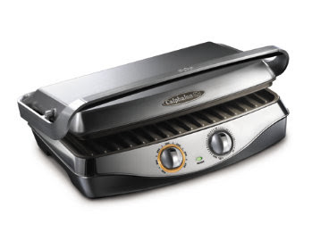 Calphalon Electrics Removable Plate Grill