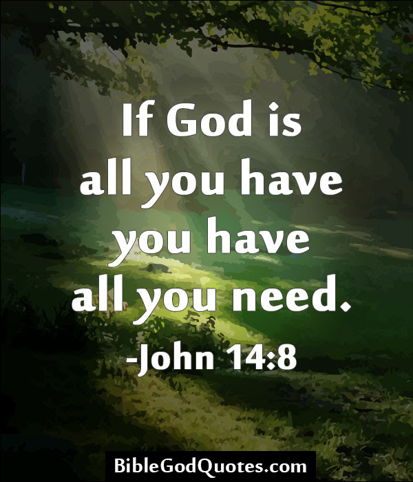 Quotes About Need God 554 Quotes